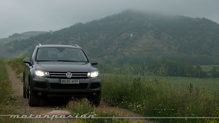 Volkswagen Touareg Latitude Sport 3