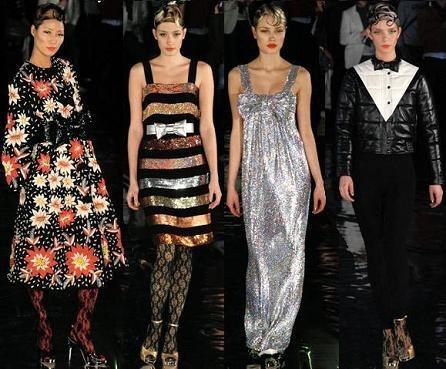 Ashish en la Semana de la Moda de Londres Otoño/Invierno 2007/08