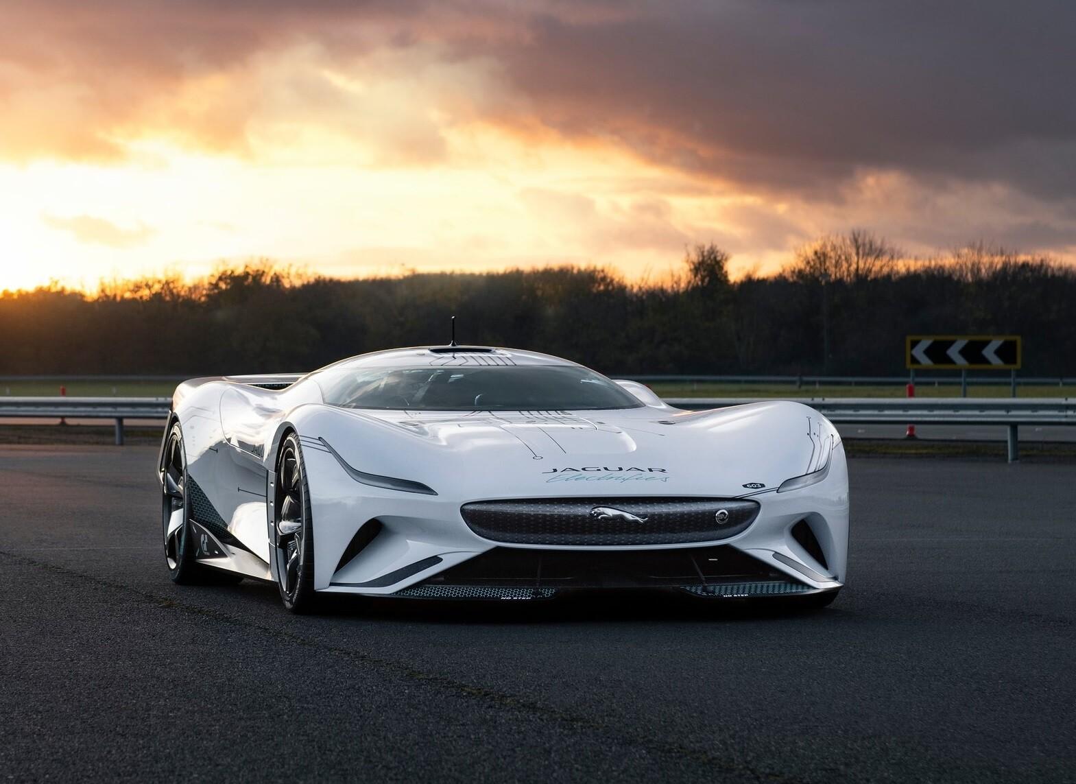 Foto de Jaguar Vision Gran Turismo SV (1/6)