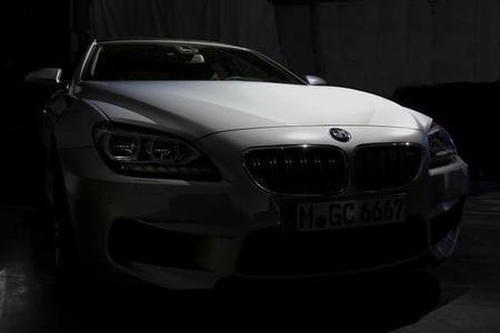 BMW M6 Gran Coupé, primeras imágenes oficiales