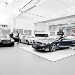 Foto 1 de 4 de la galería amg-perfomance-center en Motorpasión