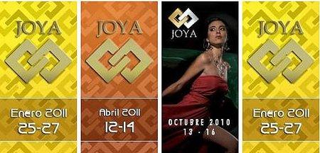 Llega Joya Octubre 2010, la Feria más importante en América Latina