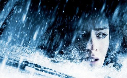 Cine en el salón: 'Escalofríos', terror bajo la nieve