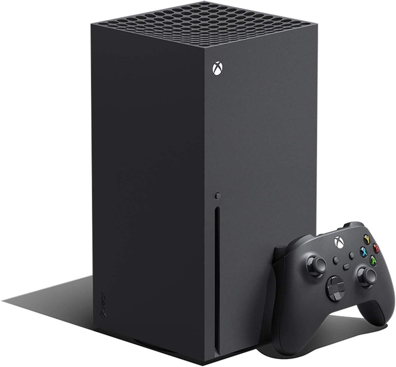 Xbox Series X con mando inalámbrico