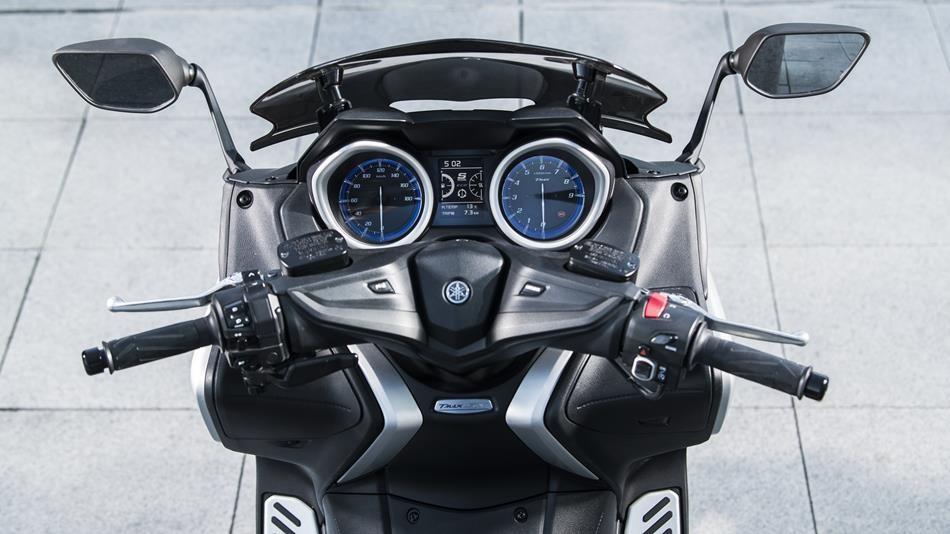 Foto de Yamaha TMax SX Sport Edition 2018 (29/34)