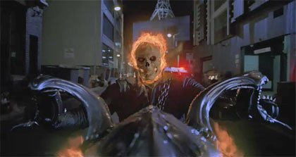 'Ghost Rider', trailer internacional