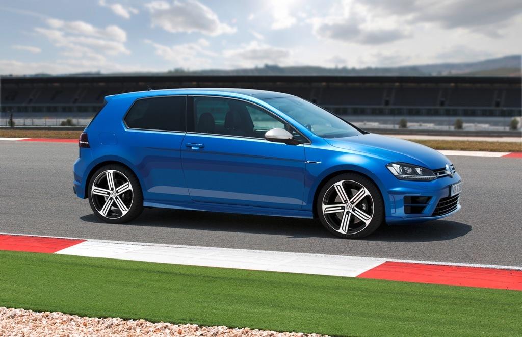 Foto de Nuevo Volkswagen Golf R (12/25)