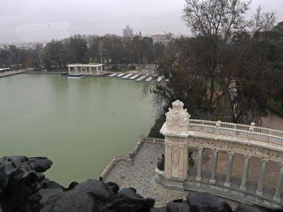 """El """"mirador secreto"""" bajo la estatua de Alfonso XII (Madrid) abrirá después de tres décadas cerrado"""