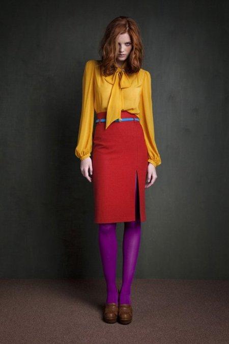 Blusa amarilla Primark