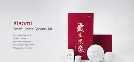 Oferta Flash: domótica para tu hogar por sólo 43,98 euros con el Xiaomi Smart Home Kit Gateway