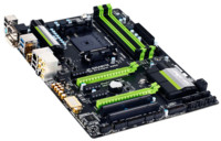 Gigabyte se adelanta a Kaveri con nuevas placas FM2+