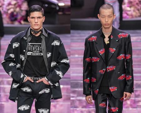 Bolidos Vintage El Estampado Que Sera Tendencia Gracias A La Semana De La Moda De Milan 02