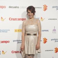 Cristina Brondo Festival Cine de Málaga 2014 presentacion