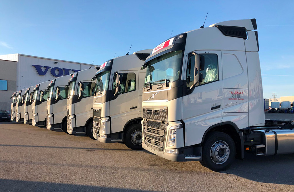 Volvo avisa: algunos de sus camiones en Europa y EE.UU. podrían exceder los límites de emisiones NOx