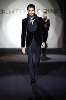 Antonio Navas, primer hombre en ganar el Premio L'Oréal a Mejor Modelo en la Mercedes-Benz Fashion Week Madrid