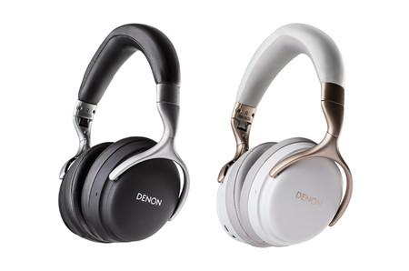 La cancelación activa del ruido y la conectividad Bluetooth llegan a los nuevos auriculares de Denon para esta primavera