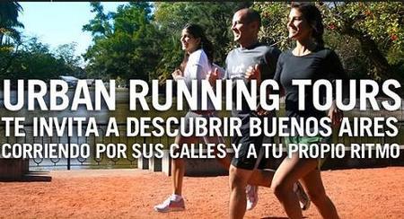 Urban Running Tours, recorre Buenos Aires corriendo