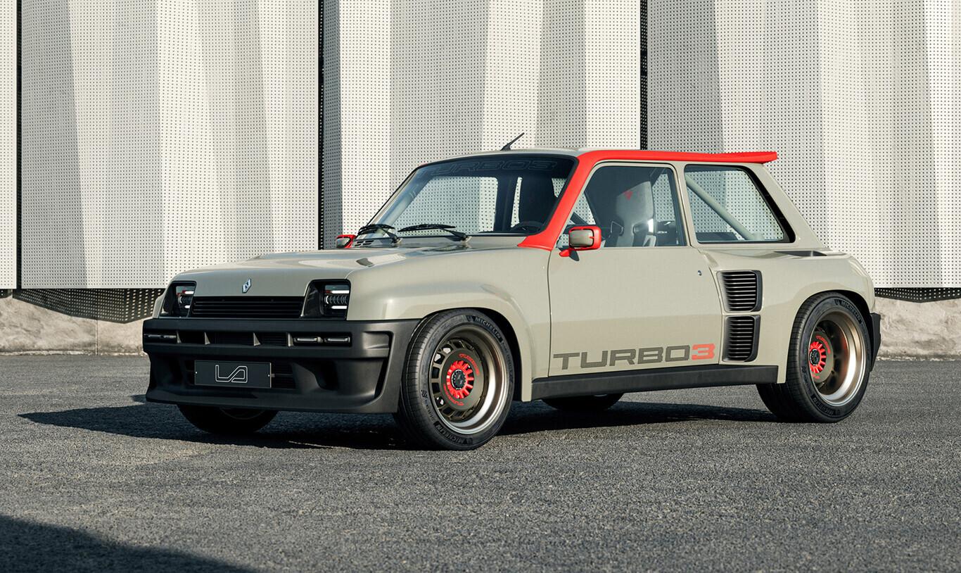Foto de Renault 5 Turbo 3 (1/6)