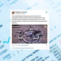 Los días que Trump es más activo en Twitter cae la bolsa, y en los que publica pocos tweets sube