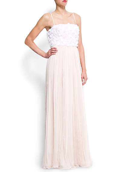 Foto de Vestidos para una boda de tarde: mi elección es un vestido largo (12/30)