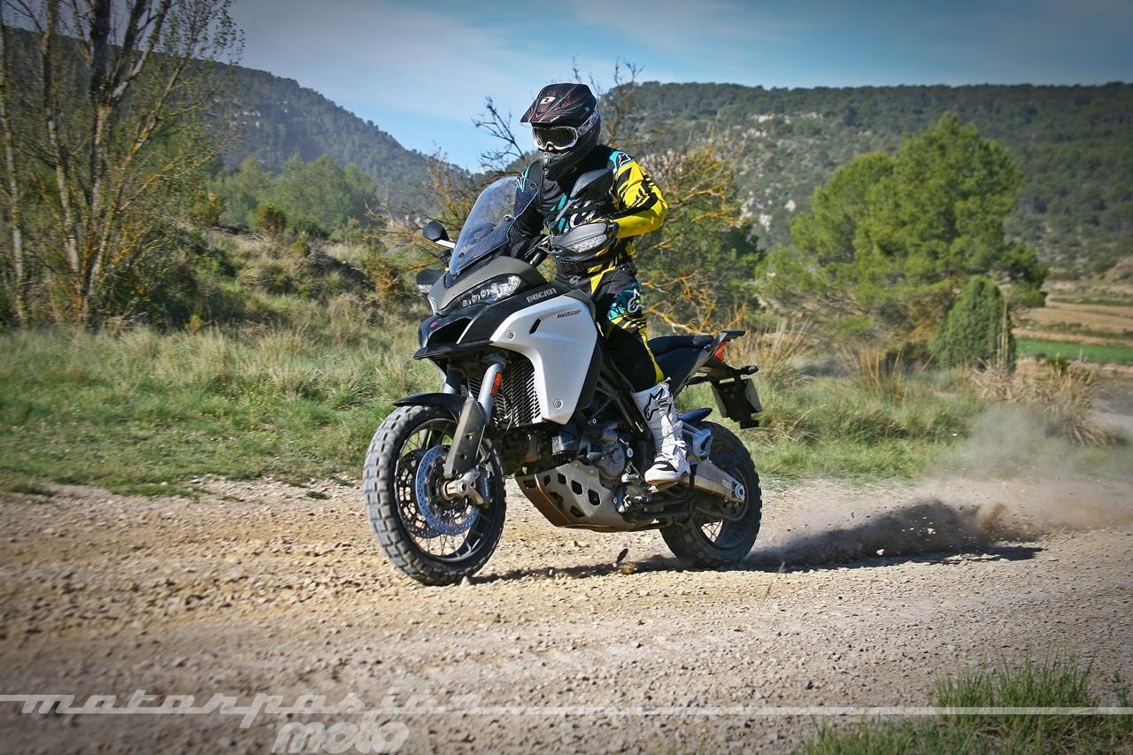 Foto de Ducati Multistrada 1200 Enduro - Acción (13/37)