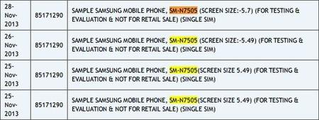 rumor galaxy note 3