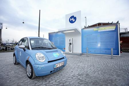 Copenhague abre su primera hidrogenera