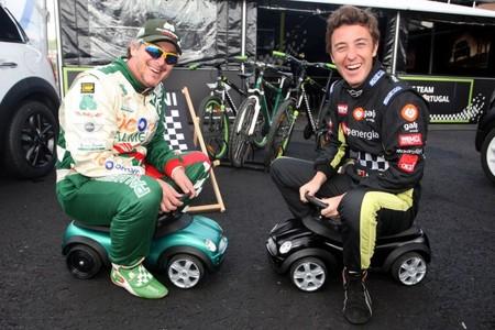 Armindo Araujo cambia los rallyes por el Dakar o los GT