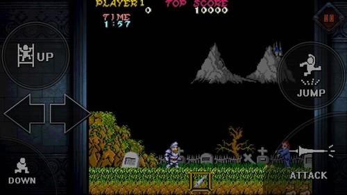 Hemos jugado al nuevo Ghost 'n Goblins para móviles, y no es así como se ha de adaptar un clásico arcade