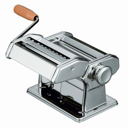 Cocinar la pasta en thermomix ii pasta fresca for Maquina que cocina