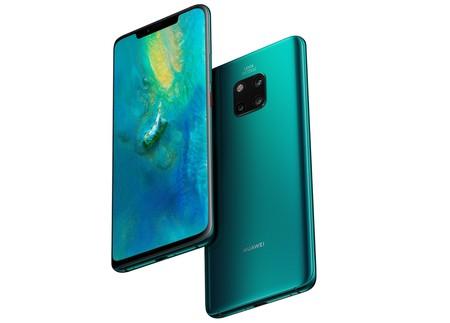Huawei Mate 20 Pro Diseno