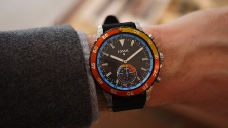 Fossil Q Crewmaster 02