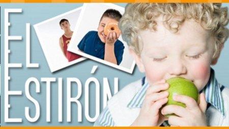 El Estirón: una fuerte campaña contra la obesidad infantil