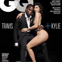 Kylie Jenner y Travis Scott debutan como pareja en la portada de GQ (y nos dejan flipando)