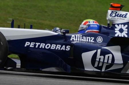 Williams aumenta su nómina de patrocinadores