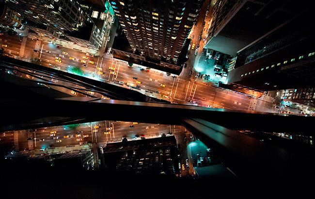 Intersections 3 por Navid Baraty