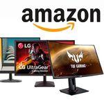 16 monitores MSI, ASUS, AOC, BenQ, Philips o Samsung rebajados en Amazon para adelantar el Black Friday