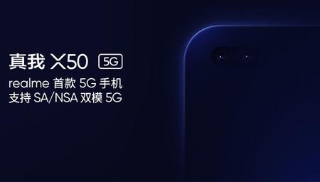 Realme X50: filtran casi todas las especificaciones del primer móvil 5G de Realme