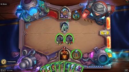 Hearthstone Lethal 1