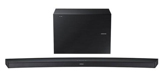 Barra de Sonido curva Samsung HW-J7500R