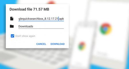 Chrome para Android protegerá nuestros datos móviles y permitirá escoger el destino de las descargas