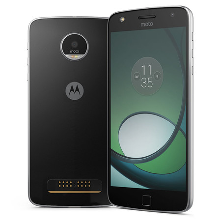 Moto Z Play Blk Row