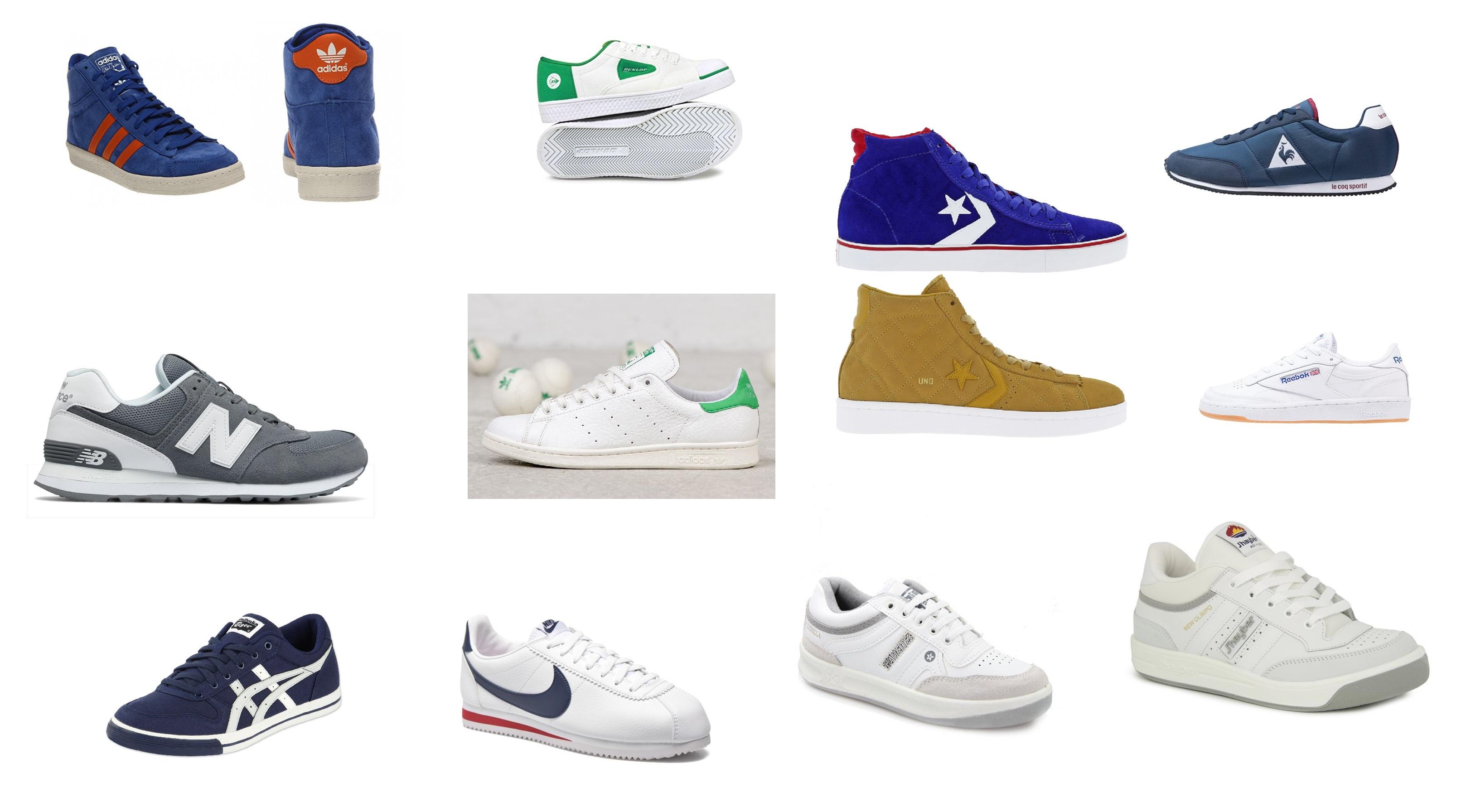 Las 11 mejores ofertas de zapatillas deportivas retro que