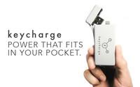 KeyCharge, una pequeña batería externa que busca darle más autonomía a nuestro móvil