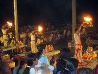 Varanasi: Un shock cultural