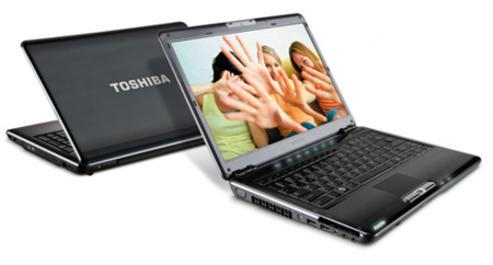 Nuevos portátiles de Toshiba