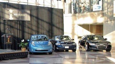Los premios World Car of the Year 2011 se entregaron en el Salón de Nueva York