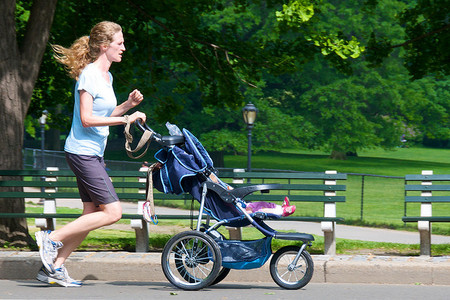 Correr bebe