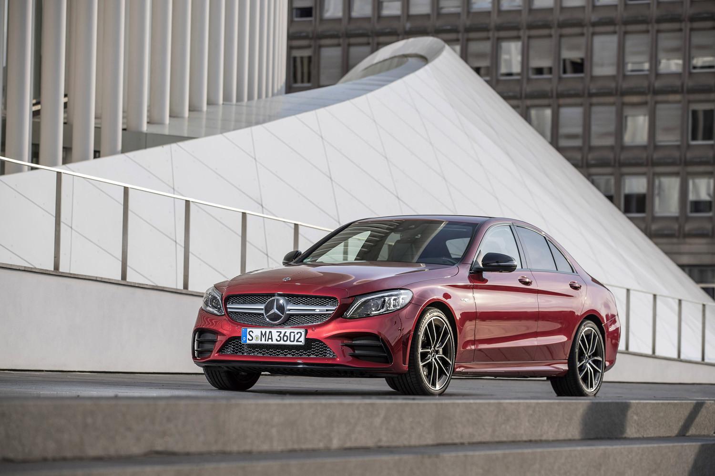 Foto de Mercedes-Benz Clase C 2018, toma de contacto (163/255)