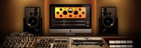 Un estudio de mastering de audio basado en Mac
